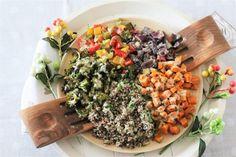 Naut crocant - gustare cu naut - Retete culinare by Teo's Kitchen Quinoa, Lidl, Cobb Salad, Yummy Food, Yummy Recipes, Macarons, Kitchen, Pineapple, Tasty Food Recipes