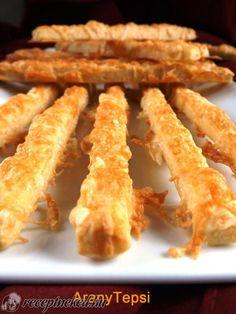 Vendégváró sajtos ropogós | Receptneked.hu (olcso-receptek.hu)