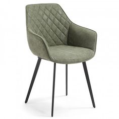 Aaric Faux Leather Dining Chair by Linea Furniture. Get it now or find more Dining Chairs at Temple & Webster. Hampton Furniture, Dining Furniture, Furniture Design, Faux Leather Dining Chairs, Dining Arm Chair, Single Chair, Home Board, Wholesale Furniture, Furniture Online