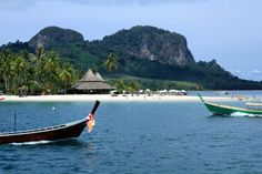 Trang, Thailand. Pictures do not do this place justice!