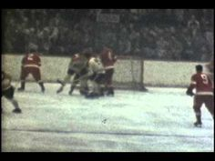 This is a color film reel recently digitized by Priceless Preservation of Ann Arbor It depicts excepts of game between Detroit and Montre. Maurice Richard, 8mm Film, Film Reels, Montreal Canadiens, Detroit Red Wings, Ann Arbor, Hockey, Michigan, Youtube