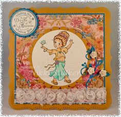 Spring Enchantment - Digital Stamp