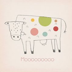 such a cute cow!!