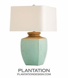 Quinlan Ceramic Lamp