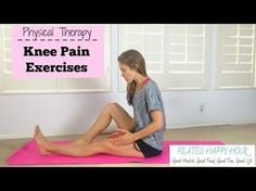 10 Best Exercises for Anterior Knee Pain, Full Physio Routine - YouTube