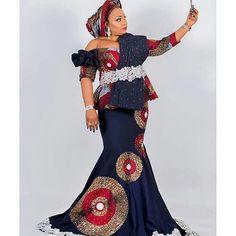 Ankara Skirt and Blouse Styles