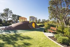2014 JOINT WINNER | LIAWA | GECKO PARK HONEYWOOD | CONTRACTOR - COMMERCIAL/ CIVIC