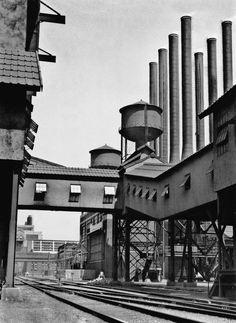 De Amerikaanse moderniteit een eeuw geleden in de fotos van Emil Otto Hoppé.