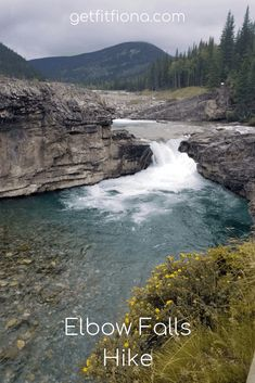 Today I'm sharing a recap of the hike I did to Elbow Falls near Bragg Creek in southern Alberta. A couple weeks ago I was craving some time out in the mountains or a hike. I starting looking at different Bragg Creek, Alberta Travel, Hiking Spots, Couple Weeks, Time Out, Banff, How To Look Pretty, The Great Outdoors, Are You The One
