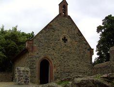 Castle Frankenstein Chapel