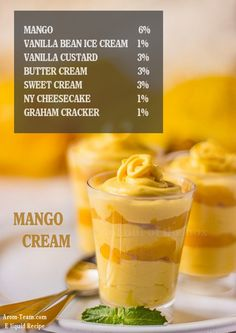 Mango Cream e liquid recipe #diy #eliquid #vape #ecig
