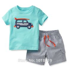 18M~6T 2pcs Toddler Children Outfit