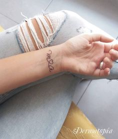 Coronary heart tattoos: inspirations that depart you delighted - Tattoos for Couples,Tattoos for Women Small Name Tattoo, Name Tattoos For Moms, Tattoos With Kids Names, Kinderinitialen Tattoos, Girl Neck Tattoos, Baby Tattoos, Initial Wrist Tattoos, Wrist Tattoos For Guys, Tattoo Initials