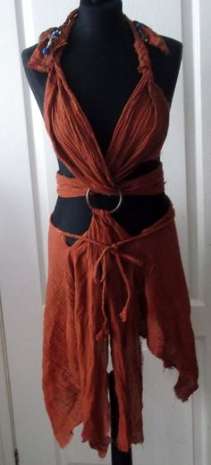 Spartacus Roman Slave Girl Costume