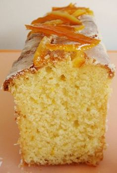 La ricotta, ingredinete de esta Receta de Budín Sin Gluten de Ricotta y Naranja, es otro ingrediente típico de la cocina italiana Gluten Free Cakes, Gluten Free Baking, Gluten Free Desserts, Vegan Gluten Free, Gluten Free Recipes, Delicious Desserts, Yummy Food, Pan Dulce, Tortas Light