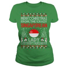 Merry Christmas From Singaporean Lady Ugly Sweater #gift #ideas #Popular #Everything #Videos #Shop #Animals #pets #Architecture #Art #Cars #motorcycles #Celebrities #DIY #crafts #Design #Education #Entertainment #Food #drink #Gardening #Geek #Hair #beauty #Health #fitness #History #Holidays #events #Home decor #Humor #Illustrations #posters #Kids #parenting #Men #Outdoors #Photography #Products #Quotes #Science #nature #Sports #Tattoos #Technology #Travel #Weddings #Women