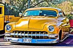 1946 Mercury Fordora (HDR) by MarkKelley, via Flickr