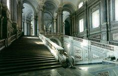 Znalezione obrazy dla zapytania italian palace interior