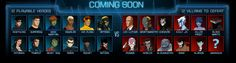 Young Justice Female Characters | Young Justice: Legacy reveals all of its characters ...