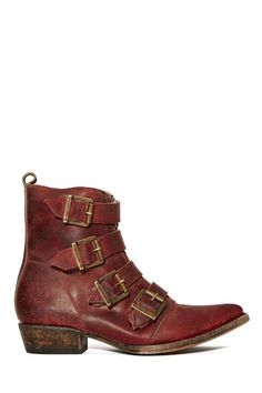 Freebird By Steven Skelter Boot