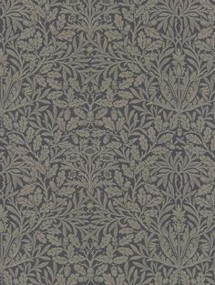 Free Spirit Fabrics William Morris and Co Mineral Pure Acorn Ink. Hancocks of Paducah offers a wide selection of Quilt Fabric by Free Spirit Fabrics William Morris Wallpaper, Morris Wallpapers, William Morris Patterns, Bachelor Buttons, Feature Wallpaper, Free Spirit Fabrics, Fashion Wallpaper, Home Decor Items, Dekoration