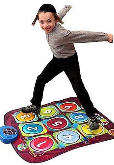 שטיח ריקוד - שפרינג & TWIST - הגדל תמונה