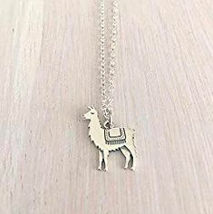 If you're looking for a gift for the llama lover in your life, this list with beautiful llama jewelry is all you need! From llama necklaces to llama earrings and bracelets, it's all here. Here's some beautiful llama jewelry to make her feel amazing! Cute Jewelry, Etsy Jewelry, Women Jewelry, Llama Gifts, Valentines Day Gifts For Her, Turkish Jewelry, Geometric Jewelry, Sterling Silver Pendants, Women's Earrings