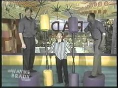 """Kevin Sorbo on Wayne Brady Show, several years ago. Kevin sings Elton John´s hit """"Your Song"""" and then he and Wayne go for a """"joust."""" Really fun!"""