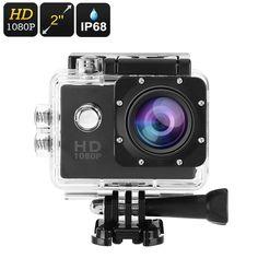 Este produto numa super promocao Câmera esportiva... Confira aqui! http://www.alphaimports.com.br/products/camera-esportiva-1080p-ip68-case-140-degree-lens-2-polegadas-display-5mp-cmos-sensor-30fps-900mah-bateria-cartao-sd-de-32-gb-slot?utm_campaign=social_autopilot&utm_source=pin&utm_medium=pin