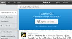Los mejores Tweets de Twitter con Favstar