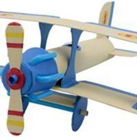 Avião de Papel - transforme lixo em brinquedo - avião reciclado passo a passo