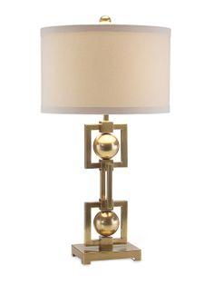 Gilt Bronze Table Lamp 1953 By Gilbert Poillerat Pinterest Modern And