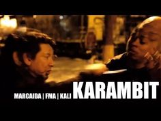 How To Use the Karambit | The Art of Flow - YouTube Re-pinned by Steve ... Filipino martial arts. Kali