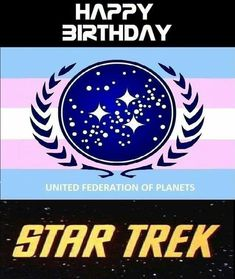 United Federation Of Planets, Happy Birthday, Calm, The Unit, Transgender, Artwork, Happy B Day, Work Of Art, Auguste Rodin Artwork