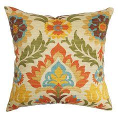 Taj Floral Pillow