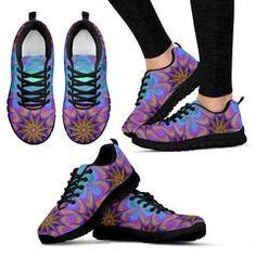 Purple Star Women's Sneakers