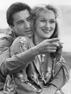 Meryl Streep and Robert De Niro Reteam for New Movie  Falling In Love