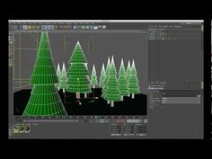 Cinema 4D Tutorial: Instance Objects onto Hair in C4D - YouTube