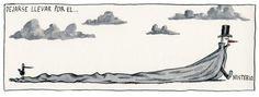 Liniers – Dejarse llevar por el… misterio.