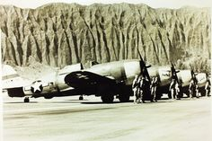 P-47 Thunderbolts, 318th Fighter Group, Bellows Field, Hawaii, 1941