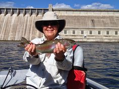 1000 images about fly fishing the white river in the for Blue river fishing report