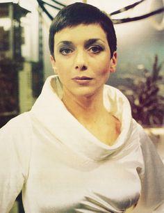 Jacqueline Pearce: Servalan - Blake's 7