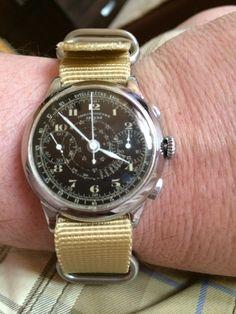 Dodane Chronometre IRAM Vajoux VZ