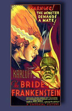 1935 - The Bride of Frankenstein
