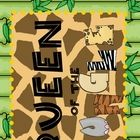 File Includes King of the Jungle sign and Queen of the Jungle sign to be used for student of the week...