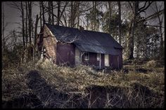 Abandoned house, West Tennessee