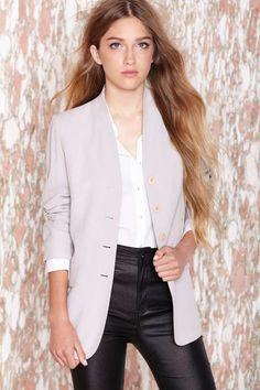 Vintage Sonia Rykiel Luxx Blazer - What's New | The Score | Jackets + Coats | Mod