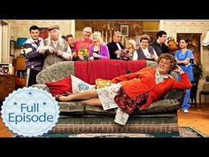 Slade frontman Noddy Holder has a cameo in one of Mrs Brown's Boys Christmas specials. British Sitcoms, British Comedy, Birthday Cards For Boys, Boy Birthday, Mrs Browns Boys Cast, Dad Son, Husband, Noddy Holder, Bbc One