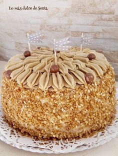 Matcha tea cake and tonka bean - HQ Recipes Crazy Cakes, Choco Chocolate, Chocolate Recipes, Banana Recipes, Cake Recipes, Bean Cakes, Salty Cake, Cake Shop, Sweet Cakes