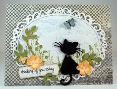 F4A123 getting scrappy kitty by jaydekay - Cards and Paper Crafts at Splitcoaststampers